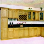 Light Oak Kitchen Cabinets