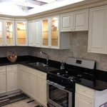 Majestic White Kitchen Cabinets