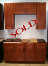 Shaker Maple Display SOLD!