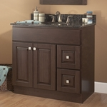 Hampton Bathroom Cabinets