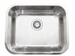18 Gauge Rectangle Sink