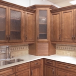 Sienna Rope Kitchen Cabinet