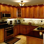 Sandstone Rope Kitchen Cabinet