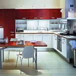 Tosca Merisier Kitchen