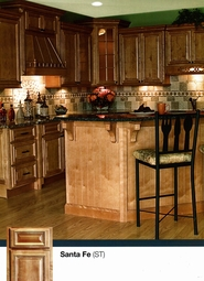 Santa Fe Kitchen Cabinets **DISCONTINUED**