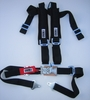 "2"" CROW Separate Shoulder Straps Padded Harness"