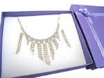 Deluxe Necklace & Earring Set (B)