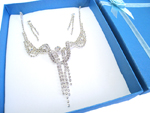 Deluxe Necklace & Earring Set (E)
