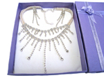 Deluxe Necklace & Earring Set (G)