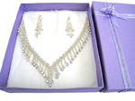 Deluxe Necklace & Earring Set (L)