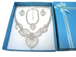 Deluxe Necklace & Earring Set (M)