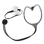 Doctor Stethoscope & Reflector Set