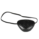 See Through Skull Pirate Eye Patch