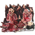Gory Carnivore Wall Decoration