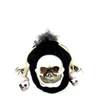 Creepy Skull Bag