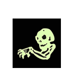 Glow In The Dark Skeleton (Click Here)