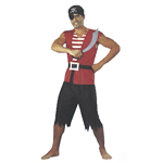 Pirate Adult/Teen Costume