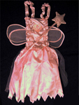 Child Pink Princess Fairy Costume