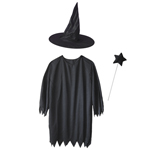 Child Witch Costume Set