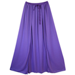 "28"" Child Purple Cape"