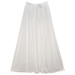 "28"" Child White Cape"