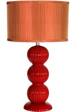 Lamp - Cirque - Red Ceramic - Medium