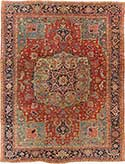 Heriz Serapi Antique Rug