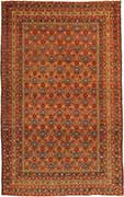 Antique Malayer Carpet