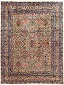 Classic Antique Kerman Rug