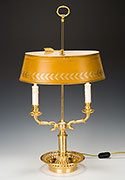 French Bouillotte Lamp