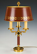 Candlestick Bouillotte Lamp
