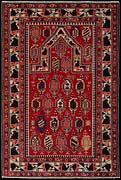 Shirvan Marasali prayer Rug