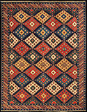 Large Shirvan rug