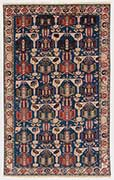 Shirvan Shield Rug