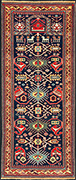 Kuba Bidjov prayer rug