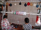 Making Oriental Rugs: Weaving Begins