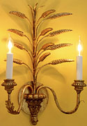 Giltwood Sconce