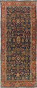 Antique Serapi Gallery Rug