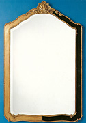 Formal Giltwood Mirror