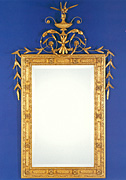 Neoclassical Gilt Mirror