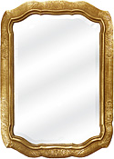 Formal Gold Mirror