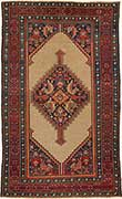 Antique Serab Oriental Rug