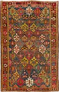 Antique Bakhtiari Carpet