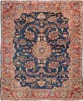 Antique Feraghan Oriental Rug