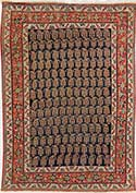 Antique Afshar Oriental Rug