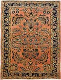 Antique Lilihan Oriental Rug