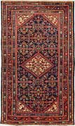 Antique Ferehan Oriental Rug