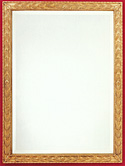 Traditional Early American Mirror