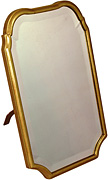 Queen Anne Style Vanity Mirror