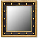 Square Federal Style Mirror